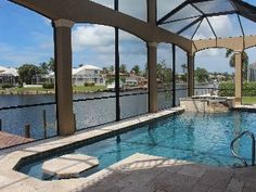 Marco Getaway 2 - Private Brand New Luxury Villa -10% Off Boat RentalVacation Rental in Vacation Homes in Marco Island from @HomeAway! #vacation #rental #travel #homeaway