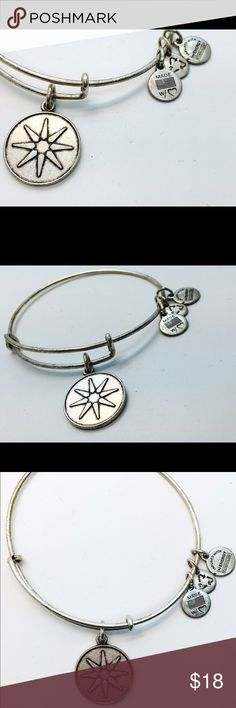 Alex and Ani Star of Venus EWB RS New with no tags!!                                                        Pictures by me!! Alex & Ani Jewelry Bracelets