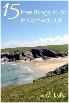 15 Free things to do in Cornwall with kids - mummytravels Cornwall is deservedly popular for family holidays - but it needn't cost a fortune with my top 15 free things to do in Cornwall with kids Things To Do In Cornwall, Places In Cornwall, Days Out With Kids, Family Days Out, Travel With Kids, Family Travel, Travel Uk, Travel England, Ireland Travel