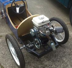 Fixing things & Lessons to be learned (Page 4) : CycleKart Tech Forum : CycleKart Forum : The CycleKart Club