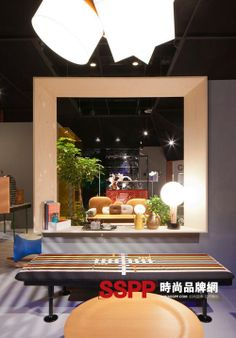 科隆国际家具展意大利品牌Moroso家具设计作品欣赏(4)_时尚_中国时尚品牌网