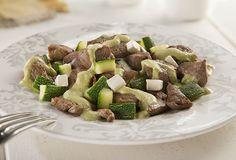 Para la hora de comer prepara esta deliciosa receta de Carne de res con calabacitas en salsa poblana con un toque Philadelphia. ¡Disfruta nuestra receta!