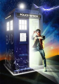 Dr Who VS. Back to the Future