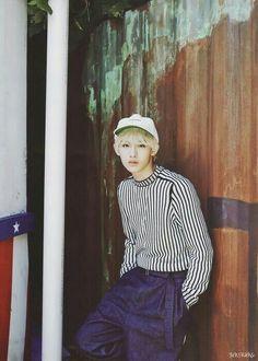 WinWin 윈윈 昀昀 - NCT 엔씨티 NCT 127