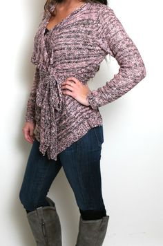 I Dream in Glitter Cardigan  $59.50