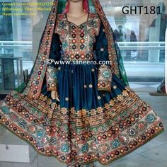 how to buy afghan dress online. i want to buy traditional afghan clothes online. where to buy aryana sayeed dresses online Afghan Wedding Dress, Afghani Clothes, Ethnic Clothes, Beautiful Dresses, Nice Dresses, Afghan Girl, Afghan Dresses, Embroidery Dress, Zardozi Embroidery