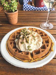 Waffles, In This Moment, Breakfast, Food, Morning Coffee, Waffle, Meals, Yemek, Eten