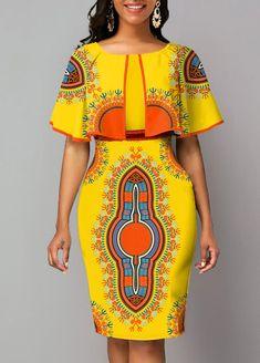 Dresses For Women Latest Ankara Dresses, Best African Dresses, Latest African Fashion Dresses, African Print Dresses, African Print Fashion, Women's Fashion Dresses, Vitenge Dresses, Ankara Fashion, Dashiki Dress
