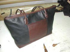 Make Custom Leather Handbag How To