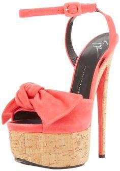 Giuseppe Zanotti Womens E30132 Platform Sandal