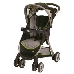 Graco FastAction Classic Lightweight Folding Baby Stroller - Surrey   1868607