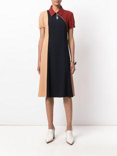 Marni Kleid mit Farbeinsätzen