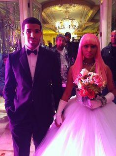 Drake and Nicki