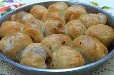 Pretzel Bites, Food Art, Potatoes, Bread, Vegetables, Health, Handmade, Kitchens, Hand Made