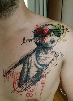 Paul Talbot, tattoo artist CATSHILL WORCESTERSHIRE, UK paultlbt.com