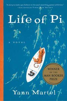 Life of Pi : a novel by Yann Martel