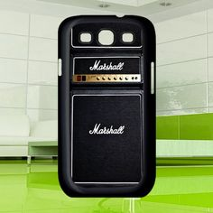 Cool Marshall Amplifier Guitar Samsung Galaxy S3 by MuliasCraft, $16.00 Galaxy S3 Cases, Samsung Galaxy S3, Ipods, Iphone 4, Laptops, Guitar, Phone Cases, Technology, Cool Stuff