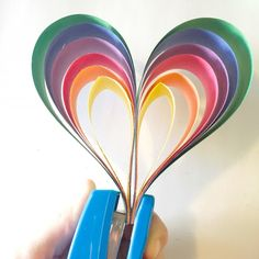 These fun paper crafts, Rainbow Shamrocks, are perfect for St. Use it as a kids activity or make one yourself! These fun paper crafts, Rainbow Shamrocks, are perfect for St. Use it as a kids activity or make one yourself! Cute Diy Crafts, Diy St Patrick's Day Crafts, St Patricks Day Crafts For Kids, Paper Crafts For Kids, Diy Crafts To Sell, Arts And Crafts, Party Crafts, Clay Crafts, Rainbow Paper