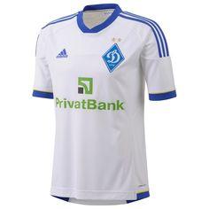 Camisa Dynamo I, White / Cobalt