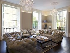 House for sale in Myddelton Square, Islington, London, EC1R - ISL150146 | Knight Frank