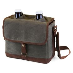 680fffd35b6858 Legacy Insulated Double Growler Tote with 64 oz. Glass Growler. Beer GrowlerPicnic  TimeOutdoor ...