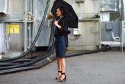 New York Fashion Week Spring 2013 Street Style - - Vogue