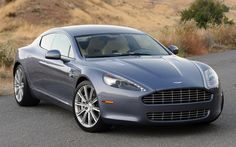 Aston Martin Rapide. Now half the original price.