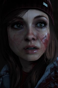 Hannah Washington is a non-playable character and the revealed main antagonist of Until Dawn. She was the older twin sister of Beth and the little sister of Josh Washington. She was voiced and motion captured by actress Ella Lentini.