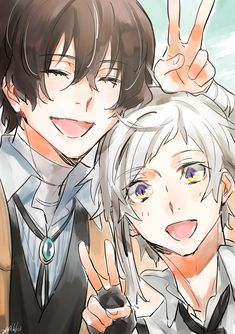 Dazai Bungou Stray Dogs, Stray Dogs Anime, Bungou Stray Dogs Atsushi, Dazai Osamu, Demon Slayer, Manga Pages, Kawaii Anime, Anime Characters, Anime Art