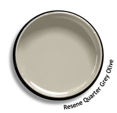 Resene Quarter Grey Olive is a moist beige hued olivine, ingenuous and open to change. From the Resene Whites & Neutrals colour collection. Try a Resene testpot or view a physical sample at your Resene ColorShop or Reseller before making your final colour choice. www.resene.co.nz
