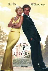 How to Lose a Guy in 10 Days movie posters at MovieGoods.com
