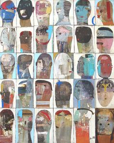 """Crowd Work"" by Scott Bergey"