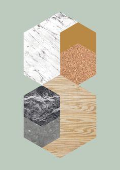 A3 poster by Kristina Krogh