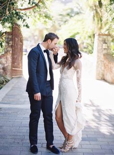 Together forever: Photography: Ashley Kelemen - ashleykelemen.com/ Read More on SMP: http://www.stylemepretty.com/2016/08/12//