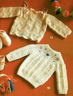 Tricotando carinho: Casaquinho Evaldo Varias ideas