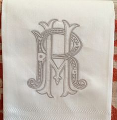 Monogrammed Luxuries, Furniture, Gifts and Interiors