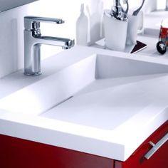 ZIP CURVO #washbasin #bathroom #design #ErvasBasilicoGirardi