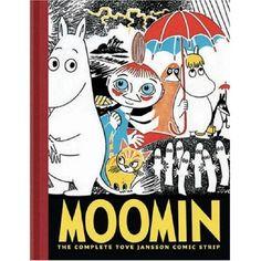 Game prize - Moomin comic book