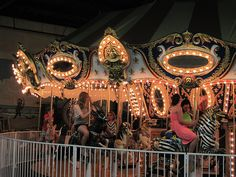 The carousel at night. Wednesday, July Photo by Sharon Lee Sharon Lee, Old Orchard Beach, Rachel Carson, Work Site, Ocean Park, July 24, Taking Pictures, Carousel, Wednesday