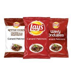 Découvrez cette excellente saveur canadienne : Canard Pekinois s'inspirant de l'Ouest canadien sur Lay's® #FaitesNousUneSaveurCanada. En août, voyez quelle saveur représentera chaque région! Lays.ca/Saveur