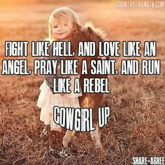 Don't underestimate the country fun and joy, here are some of the best inspirational country quotes to reflect what is living in country . And remember to share these with your country friends Top Rodeo Quotes, Cowboy Quotes, Cowgirl Quote, Western Quotes, Equestrian Quotes, Real Country Girls, Country Girl Life, Cute N Country, Country Girl Sayings