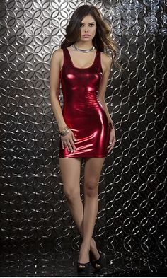 Cat Walk, Tank Dress, Bodycon Dress, Collection, Metallic, Dresses, Fashion, Vestidos, Moda
