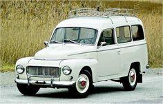 Volvo 1964 Duett