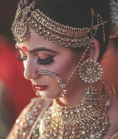 »✿❤ Mego❤✿« #wedding #dress #bride #indian