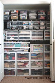 Crafty Closet
