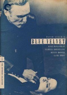 Fake Criterion - Blue Velvet by Midnight Marauder