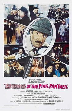 The Revenge of The Pink Panther (1978)