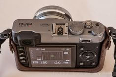 Florian's Photographs: My New Toy: The Fuji X100s