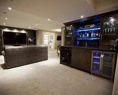 Modern Bonus Room