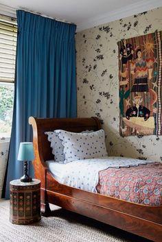 Rita Konig's London flat - The Spare Bedroom